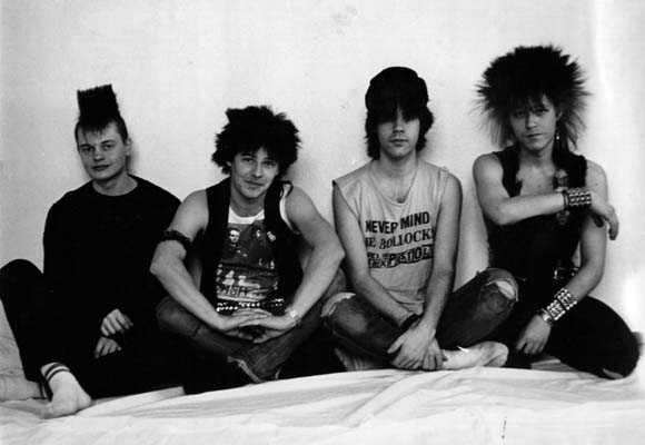 musikalisk genre som kom från punk