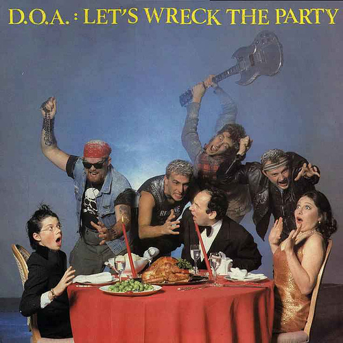 DOA Lets Wreck The Party